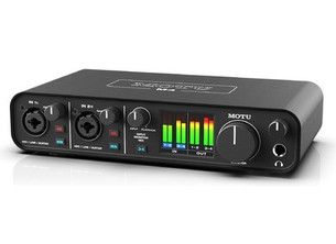 MOTU M4 4x4 USB-C Audio Interface