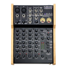 ART TubeMix 5-channel Mixer with USB and Assignable Tube
