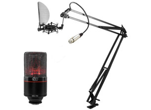 MXL - OverStream Gaming and Podcasting Bundle with 990 Blaze