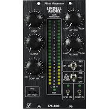 Lindell Audio 77X 500 Series Stereo Compressor/Limiter& EQ Vintage Edition