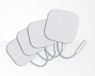 Superior Silver Sensitive Electrodes pk4 - 50x50mm