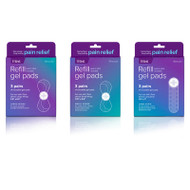 iTENS refill gel pad replacements