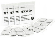 Essential TENS Electrodes 50x50mm (16)