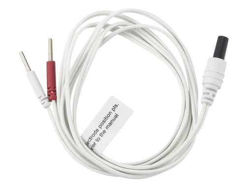 Leadwire compatible with the following units: EASY TENS PLUS, Elle TENS, Elle TENS+, Elle TENS 2, Obi TENS Plus and Smart TENS