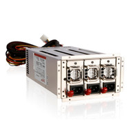 iStarUSA IS-1000R3NP 1000W 4U Mini Redundant Power Supply