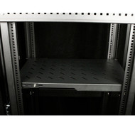 Claytek WA-SF96B-1U 1U Heavy Duty Rackmount Shelf