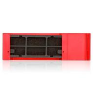 iStarUSA DD-200-SE-RED 2U Bezel for SE series Red