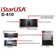 iStarUSA D-410 iStarUSAUSA 4U 10 Bays Stylish