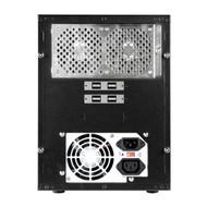 iStarUSA DAGE840DERD-ES 8-bay 3.5-Inch SATA SAS Hotswap Enclosures - Red
