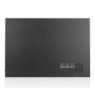 iStarUSA S-35-DE4RD Compact Stylish 4x 3.5-Inch Trayless mini-ITX Tower