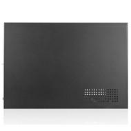 iStarUSA S-35-DE5BL Compact Stylish 5x3.5-Inch Trayless mini-ITX Tower