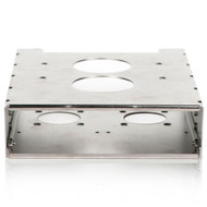iStarUSA RP-2HDD2535 5.25-Inch Drive Bay Cage for 3.5-Inch and 2.5-Inch