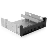 iStarUSA RP-COMBO-SLIM2535 2.5-Inch-3.5-Inch HDD to 5.25-Inch Drive Bay Cage