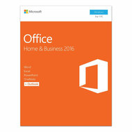 Microsoft T5D-02776 Office Home and Business 2016 | PC Key Card