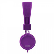 ECO ECO-V20-12244 V20 Stereo Headphones w/ In-line Mic - Purple