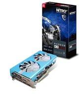 Sapphire 11265-21-20G Radeon NITRO+ RX 580 8GB GDDR5 DUAL HDMI / DVI-D / DUAL DP w/ backplate SPECIAL EDITION (UEFI) PCI-E Graphic Cards