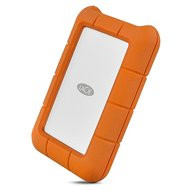 Lacie STFR4000800 4TB Rugged USB-C and USB 3.0 External Hard Drive