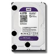 Western Digital WD40PURX WD Purple 4TB Surveillance Hard Disk Drive - 5400 RPM Class SATA 6 Gb/s 64MB Cache 3.5 Inch
