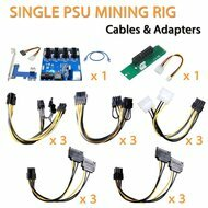 AAAwave Single power supply rig - cables & adapters …