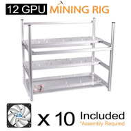 AAAwave Mining Case 12 GPU+FAN ARCTIC F12 silent Cooling ACFAN00027A by ARCTIC x 10