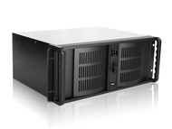 iStar D Storm D-400S3 4U Rackmount Server Chassis (Black) …