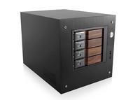 """iStarUSA S-35-DE4WB 4x3.5"""" Trayless mini-ITX Tower …"""