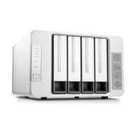 TerraMaster F4-220 NAS 4bay 2.4GHz Intel Dual Core CPU 4K Transcoding Media Server Network Storage