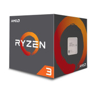 AMD YD1200BBAEBOX Ryzen 3 1200 Desktop Processor with Wraith Stealth Cooler