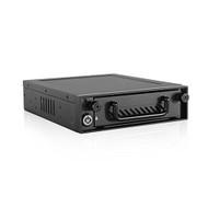 "iStarUSA T-G525-SS 5.25"" to 3.5"" SATA/SAS 6.0Cage"