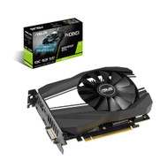 Asus PH-GTX1660TI-O6GGeForce GTX 1660 TI 6GB Phoenix Fan Overclocked Edition VR Ready HDMI DP DVI Graphics Card
