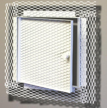 MIFAB 12 x 24 Recessed Ceiling or Wall Access Door for Plaster - MIFAB