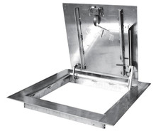 MIFAB 24 x 24 Aluminum Floor Access Door - MIFAB