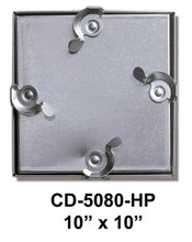 Acudor 10 x 10 High Pressure Duct Door - Acudor