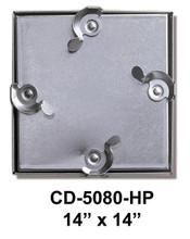 Acudor 14 x 14 High Pressure Duct Door - Acudor