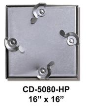 Acudor 16 x 16 High Pressure Duct Door - Acudor
