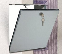FF Systems 18 x 18 Drywall Inlay Access Panel for Exterior Facade