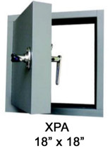 JL Industries 18 x 18 Exterior Flush Access Panel - Weather Resistant