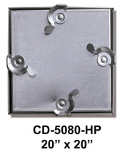Acudor 20 x 20 High Pressure Duct Door - Acudor