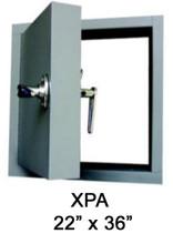 gomzi 22 x 36 Exterior Flush Access Panel - Weather Resistant