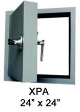 Cendrex 24 x 24 Exterior Flush Access Panel - Weather Resistant - Cendrex