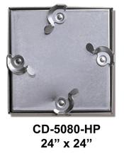 Acudor 24 x 24 High Pressure Duct Door - Acudor