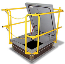 Acudor Safety Rails - 360 degree protection, dollar935.00