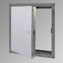 Acudor 18 x 18 Fire-Rated Uninsulated Recessed Door for Drywall - Acudor