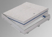 Acudor 24 x 30 Fire-Rated Floor Hatch - Acudor