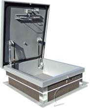 Acudor 24 x 36 Galvanized Steel Smoke Vent - Acudor