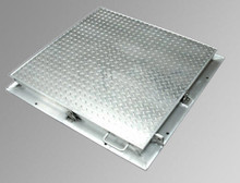 Acudor 24 x 24 Floodtight Floor Door - Acudor