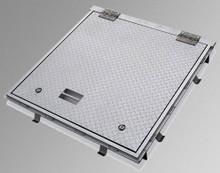 Acudor 24 x 24 Floodtight/Gastight Floor Door - Acudor