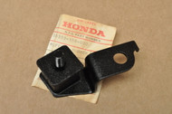NOS Honda MT250 Elsinore Exhaust Muffler Rubber Mount Bracket A 18353-358-000