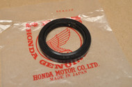 NOS Honda CA95 Front Wheel Brake Panel Oil Seal 91251-200-000
