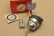 NOS Honda CB160 CL160 Key Ignition Switch & Steering Lock 35010-216-000
